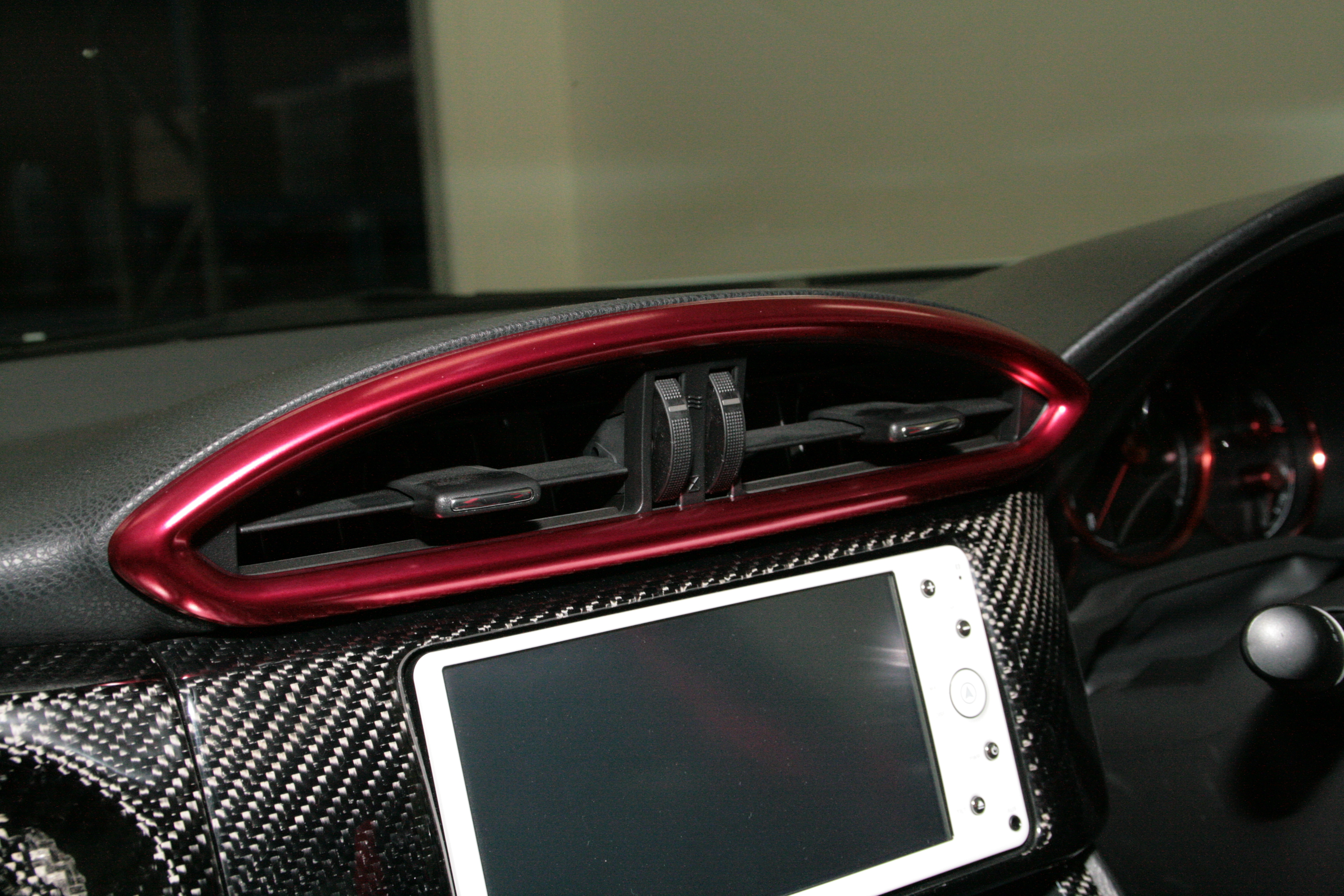 Scion fr s subaru brz orange shift panel cover toyota 86 gt86 frs interior trim ebay for Scion frs interior accessories
