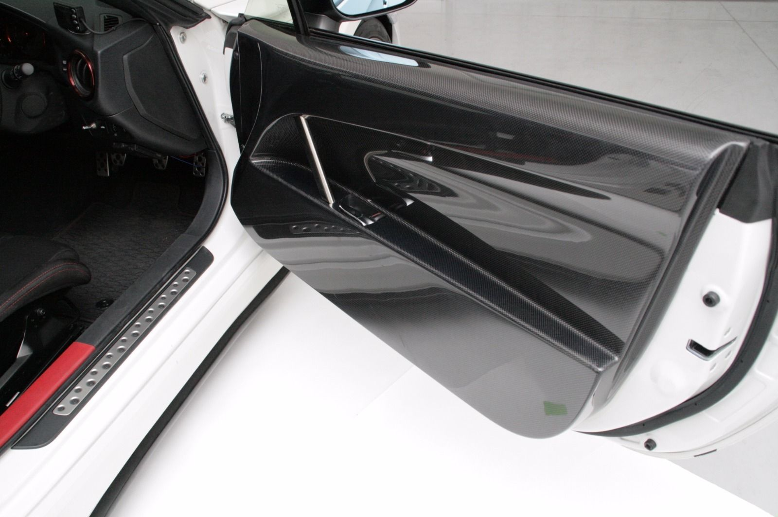 Scion Fr S Subaru Brz Orange Shift Panel Cover Toyota 86