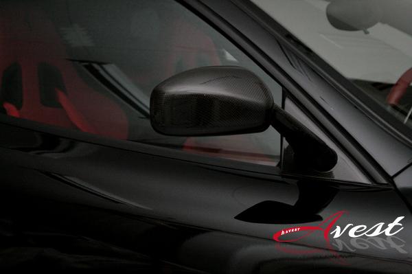 F360 モデナ カーボンパーツ