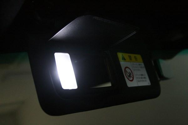 86 brz ルームランプ LED