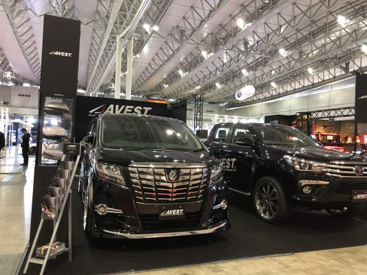 TOKYO AUTO SALON 2018 イベント報告