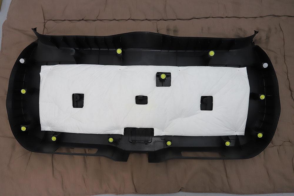 ハリアー80ラゲッジLED増設キット
